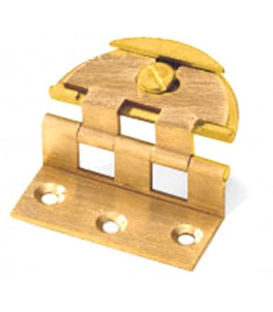 art. 4 B Patentiertes verstellbares Scharnier mit runder Gehäuse