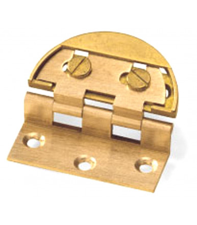 art. 4 D Patented adjustable hinges with round case