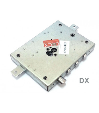 Dierre Rim lock for armored doors inlet 60 mm