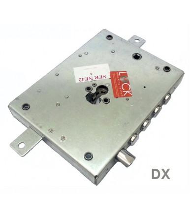 Dierre Cerradura para puertas blindadas Entrada 60 mm