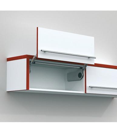 Kit con accessori per anta ad apertura verticale AVENTOS HL Blum