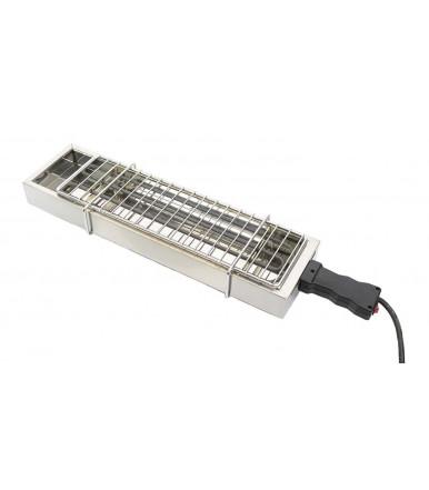 Barbecue elettrico in acciaio Inox