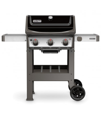 Barbecue a Gas Spirit II E-310 GBS Nero Weber