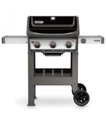 weber barbecue spirit ii e 310 gbs gasgrill schwarz mancini mancini shop. Black Bedroom Furniture Sets. Home Design Ideas