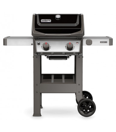 Barbecue a Gas Spirit II E-210 GBS Nero Weber