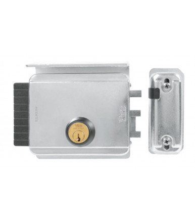 Viro V90 Electric locks and strikes - Rotating dead-bolt - for outward opening for doors and gates backset 70 mm