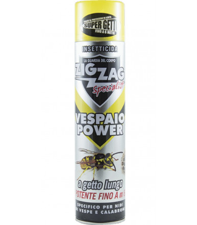 Spray insecticide highly effective ZIGZAG Specialist Wasps' nest Power - Wasps and Hornets