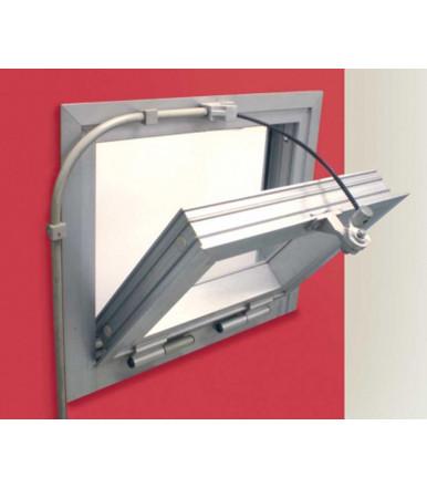 Kit chiusura per finestre Wasistas a cavo flessibile da 3 mt ART.320