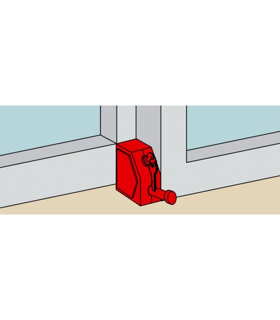 Serratura per finestra scorrevole Torbel H0PDM3J