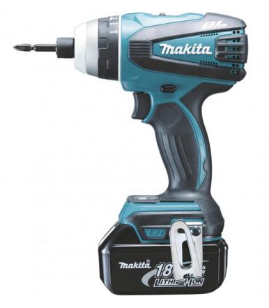 Makita DTP141RTJ 18V BL MOTOR Multifunction drill driver