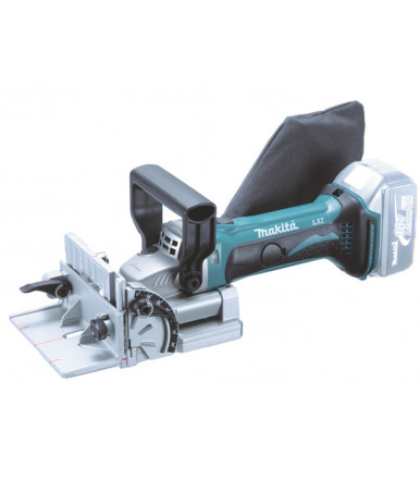 Makita DPJ180ZJ 18V biscuit jointer