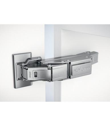 Bisagra para puerta con marco de aluminio Clip Top Blumotion 95° Blum