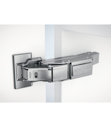 Hinge for doors with aluminum frame Clip Top Blumotion 95th Blum