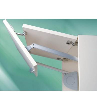 Senso Bi-Fold Flap Lift Up Fitting for 2-Piece Same Size Wooden/Aluminium-Frame Flaps