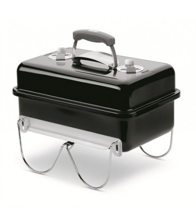 Weber Go-Anywhere carbone
