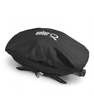Weber Premium Grill Cover for Weber Genesis II to 3 burners and Genesis Series 300