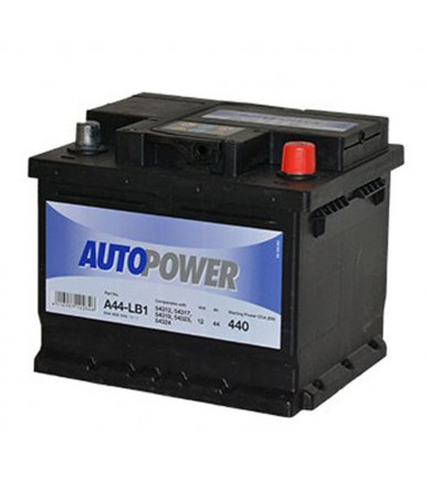Battery 12V for car and commercial vehicle