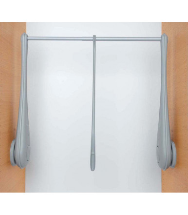 Servetto ONLY with inclination device the wardrobe lift cm 73-119