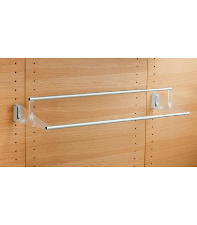 Servetto TAC adjustable shoe rack for wardrobes and wall niches