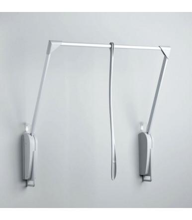 Appendiabito saliscendi per armadio Servetto OTTO INNOMINATO cm 60-100