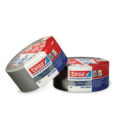 Tesa Adhesive tape Extra Power Universal coated plastic fabric 48 mm x 25 mt