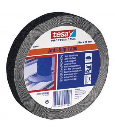 Tesa Anti-Rutsch Klebeband schwarz Anti Slip Professional