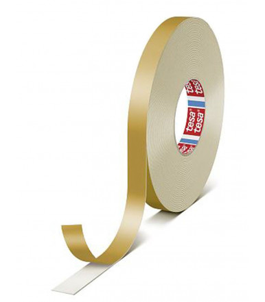 Tesa Double-sided PE-foam tape, 19 mm x 50 mt
