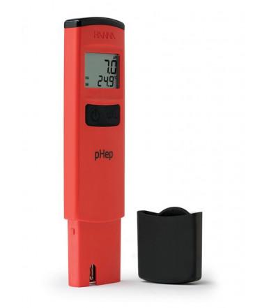 Tester phep phmetro tascabile a tenuta stagna con risoluzione 0.1 ph - HANNA Instruments