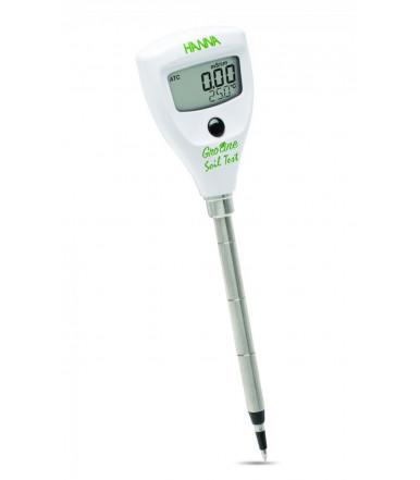 Tester per misura diretta nel suolo di conducibilità e temperatura SOIL TEST, GroLine - HANNA Instruments