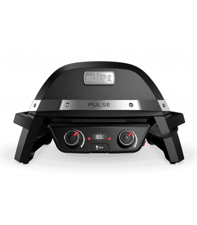 Weber electric grill Pulse 2000 Black