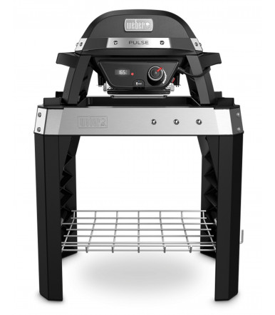 Weber electric grill Pulse 1000 Black with stand