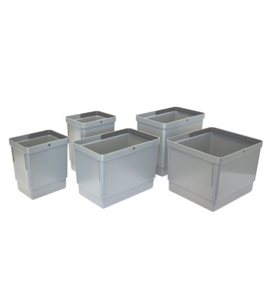 Bucket parts Tecnoinox for kit drawer - Premiumkit