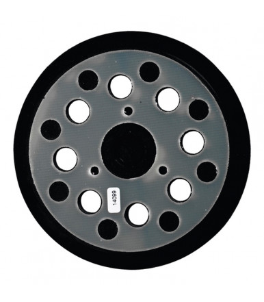 Makita 743081-8 Soft rubber backing pad Ø 125 mm for random orbit sander