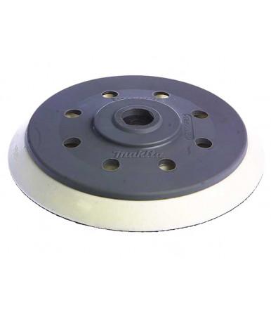 Platorello-base velcrata supermorbida Ø 150 mm 196686-7 per levigatrice orbitale Makita