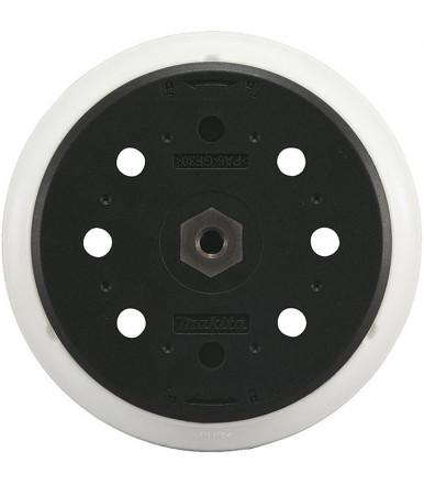 Platorello-base velcrata morbida Ø 150 mm 197314-7 per levigatrice orbitale Makita