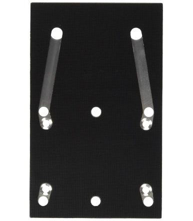 Makita 158326-5 rubber backing pad 102x166 mm for random orbit sander