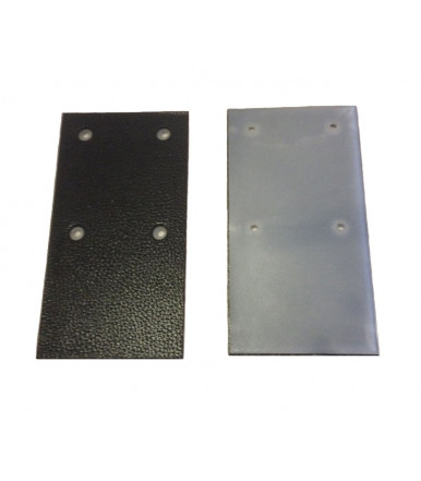 Makita 150067-9 rubber backing pad 85x160 mm for random orbit sander