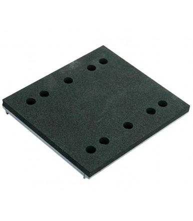 Makita 151404-0 rubber backing pad 105x115 mm for random orbit sander