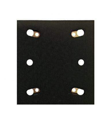 Platorello-base velcrata 102x114 mm 158323-1 per levigatrice orbitale Makita