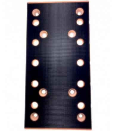 Platorello-base velcrata 115x229 mm 162172-0 per levigatrice orbitale Makita