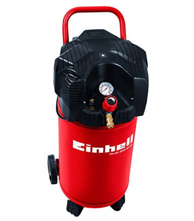Compressore 1100 watt verticale a secco TH-AC 200/300 OF Einhell