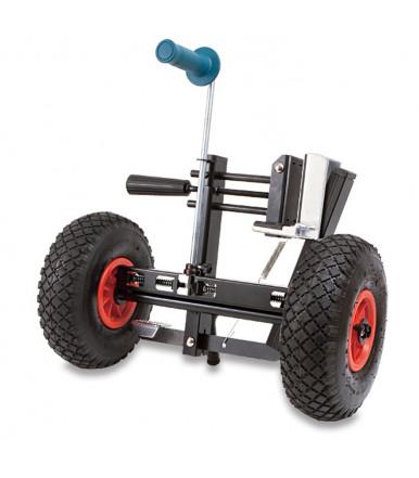 Virutex SPR770T Soporte prensor con ruedas