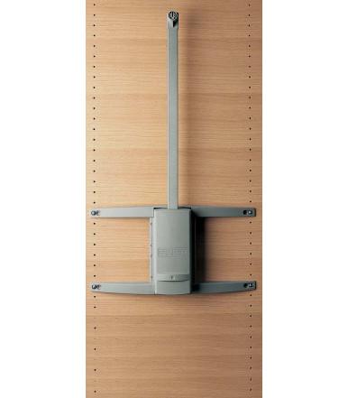 Servetto Wall System, sistema de almacenaje para el vestidor