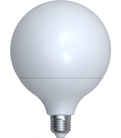 Lampadina globo opalina LED - 24W E27 4200K Serie Smooth Led SkyLighting