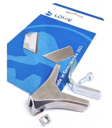 Testina di taglio con lame, 4010/V per cesoia 4104/V Lowe