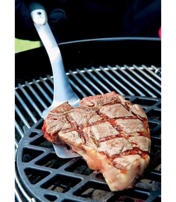 Griglia per rosolatura 8834 gourmet bbq system per for Griglia per barbecue bricoman