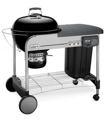 Barbecue à charbon Weber Performer Deluxe Ø 57 cm Noir Gbs - Mancini ... 965ad53c55e1