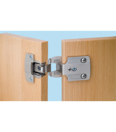 Single Pivot Institutional Hinge Arm for furniture, Hole 35 mm 344.06.010