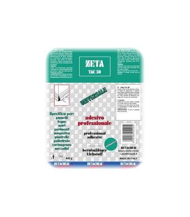Professional universal mounting adhesive ZETA TAC 50