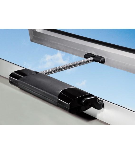 Attuatore elettrico a catena 230V SMART 20 per finestra a sporgere, shed, lucernario